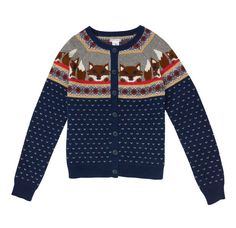 Urban Outfitters Fox Knit  WANT!!!!