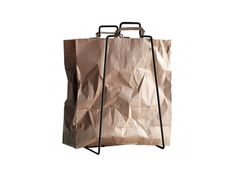 Helsinki Paper Bag Holder — ACCESSORIES -- Better Living Through Design