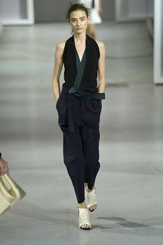 Pin for Later: Phillip Lim Earned a Black Belt in Fashion 3.1 Phillip Lim Spring 2015