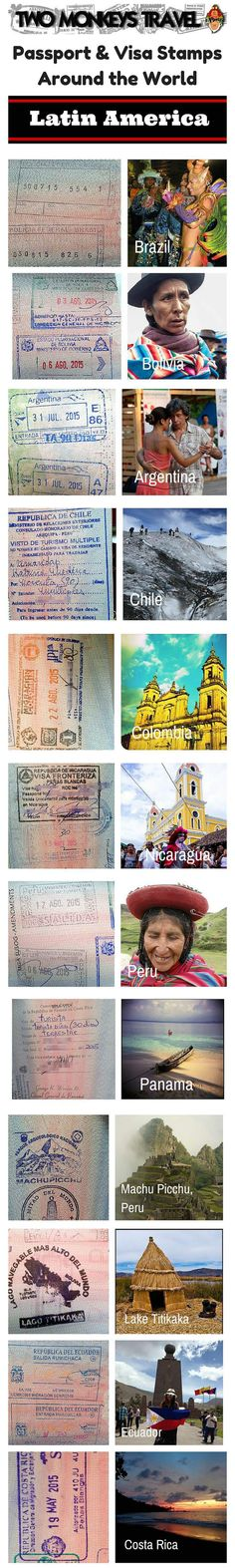 Passport stamps are one of the greatest souvenirs we get from our travels around the world. They are so much more than blotches of ink on paper; they remind us of places we've been, triggering much-treasured memories of the things we saw, the people we met and the adventures we had along the way.