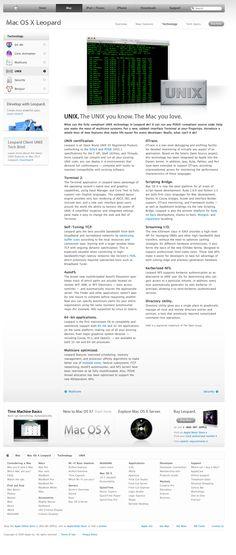 The Apple Store (US) (02032008) Apple sick screenshots - spreadsheet software for apple mac