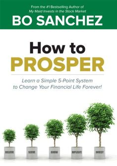 How To Prosper (Learn a Simple System to Change Your Financial Life Forever) Motivational Books, Inspirational Books, Books To Read, My Books, Best Selling Books, Book Authors, Love Book, Bestselling Author, Booklet