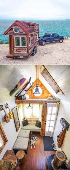 exPress-o: Tiny house giant journey