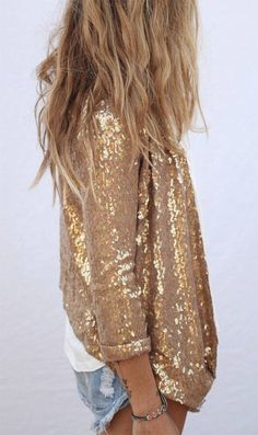 All the glitters... Dream jacket
