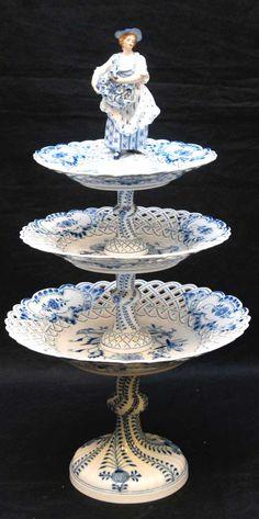 Meissen Porcelain 1760-80 (Erdinç Bakla archive)