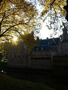 """Doorwerth"" Castle, The Netherlands Netherlands, Castle, Dutch Netherlands, Holland, The Netherlands, Castles"
