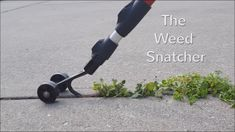 Weed Snatcher, The Ultimate Crack & Crevice Weeding Tool by Ruppert Garden Tools — Kickstarter Weed Snatcher, The Ultimate Crack & Crevice Weeding Tool by Ruppert Garden Tools — Kickstarter
