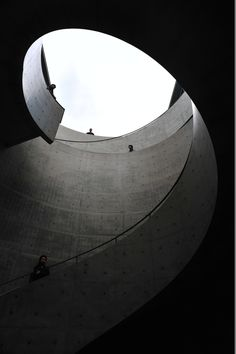 The Hyōgo Prefectural Museum of Art. Kobe, 2002. Tadao Ando