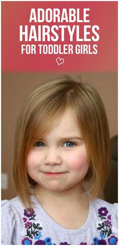 Whether it is the first haircut or the tenth, the fun is always in trying something new! If you are looking for haircuts for your little girl, we have just the list for you.