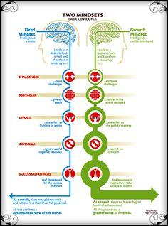 Mindset - An Infographic