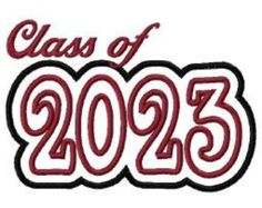 Image result for class of 2023 clipart