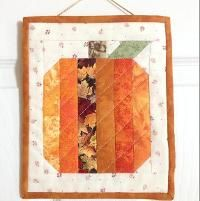 Quilting : Pumpkin Block