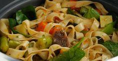 Trendy pasta best sauce ever 58 ideas Pasta Recipes, Diet Recipes, Casserole Recipes, Good Food, Yummy Food, Heart Healthy Recipes, Food Humor, Macaron, Italian Recipes