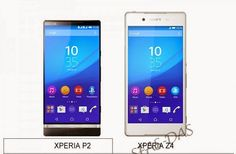 StarsBlogg : Sony Xperia P2 Leaks, with tiny bezels and a 4240m...