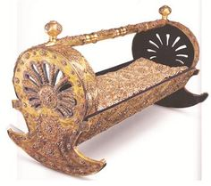 An Ottoman crib - Topkapi