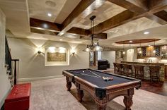 Rustic Game Room - Come find more on Zillow Digs!