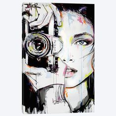 View LOUI JOVER's Artwork on Saatchi Art. Find art for sale at great prices from artists including Paintings, Photography, Sculpture, and Prints by Top Emerging Artists like LOUI JOVER. Acrylic Painting Canvas, Canvas Art, Canvas Prints, Gouache Painting, Buy Prints, Canvas Size, Pop Art, Camera Art, Camera Painting