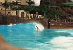Japan Ocean Dome Wave Pool   Surf Park Central