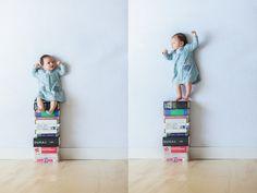 Ania Waluda y Michal Zawer son dos fotógrafos y blogueros polacos padres de una niña. Cuando su hija Emilia nació, decidieron dar rienda suelta a su creatividad en su primera sesi