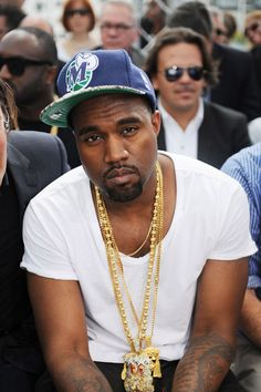 oh dressed down yeezy...