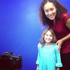 It is this  little #TASStudents 1st taping today for a Big #Audition! Amanda nailed that audition with ease, even with all of the non verbal actions & expressions involved, she worked it out!!! 👌🏽📽 #CoachedByJonnaJohnson #TASClassClips #Coach