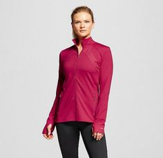 e61461c779 Women C9 Champion Performance Jacket Duo Dry Armature Red Size L