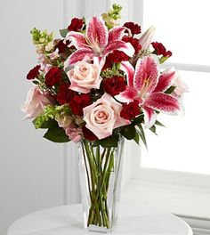 The FTD® More Than Love™ Bouquet - VASE INCLUDED