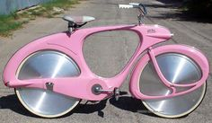 Bowden Spacelander PINK _____________________________ Reposted by Dr. Veronica Lee, DNP (Depew/Buffalo, NY, US)