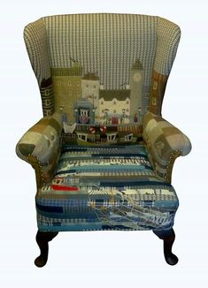 Patch home chair