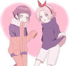 Hinata & Sakura