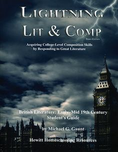 "Review of Lightning Lit British Authors - Early to mid-19th Century for Grades 9-12: ""The Guide has excellent guidelines for grading students' writing ... The Teacher's Guide also includes answers to Comprehension Questions. ... Grading Tips are given for Non-fiction, Fiction, and Poetry. It even gives checklists for each of these, as well as score sheets."""