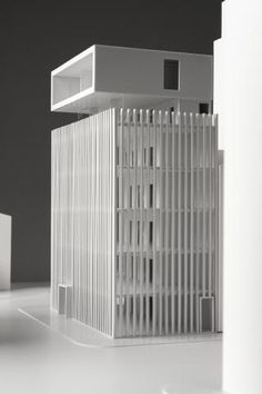 Architectural Model - John Sacherl
