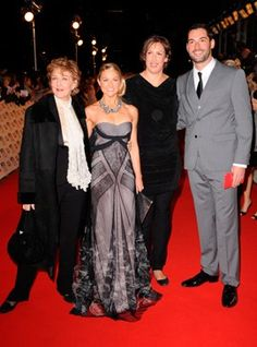 Patricia Hodge, Sarah Hadland, Miranda Hart and Tom Ellis - The National Television Awards 2012 - Woman And Home Miranda Hart Quotes, Sarah Hadland, Bbc Tv Shows, Tom Ellis Lucifer, Call The Midwife, And Peggy, British Comedy, Comedy Tv, Home