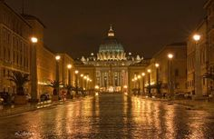 St. Peter's Basilica – photo by Lennart Jonsson