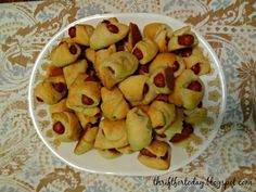 Last minute party food: Easy pigs in a blanket