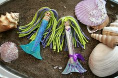 under the sea mermaid party by denna's ideas
