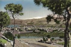 Bourj Hammoud on the outskirts of Beirut, Lebanon (1930). Settled by Armenian Genocide survivors.