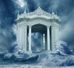 Ocean Castle by ~InToXiCaTeD--StOcK on deviantART