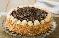 Hollandse Mokkataart - Cake - Recepten - Koopmans.com