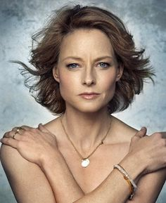 Jodie Foster - Mature Hairstyle