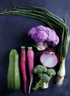 beautiful veggie shot by araceli paz