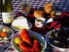 Lobster supper #ExplorePEI