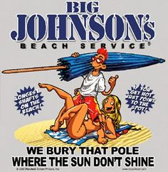 t-shirt co-ed naked | Big Johnson Beach Services