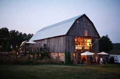 the Enchanted Barn in Hillsdale