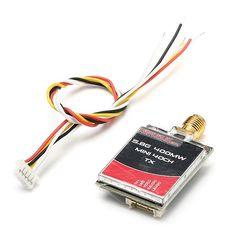 #BangGood - #Eachine1 Kingkong 5.8G 400mW 40CH Wireless AV Transmitter for FPV Racer - AdoreWe.com