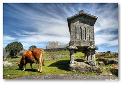 Espigueiros do Lindoso Stone Store, Portugal, Artistic Photography, Monument Valley, Lion Sculpture, 1, Journey, Fire, Urban
