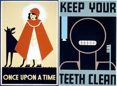 Lansdowne Life: Free artwork spotlight: WPA Poster Archive at Library of Congress