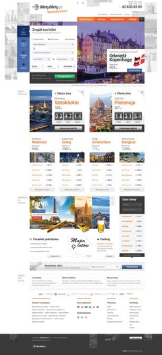 53160687207e8 Galería de diseños web para inspirarse
