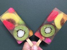 Ref: F007 | Picolé de Frutas