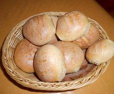 Rezept Brötchen franz. Art von Lady8565 - Rezept der Kategorie Brot & Brötchen